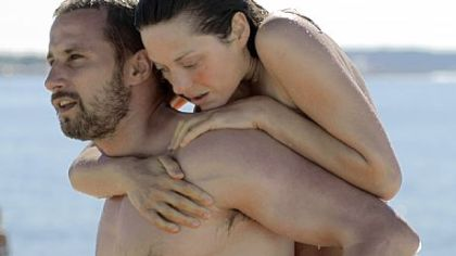 "Matthias Schoenaerts and Marion Cotillard in ""Rust and Bone,"" which will be one of three movies opening the Three Rivers Film Festival Nov. 2."