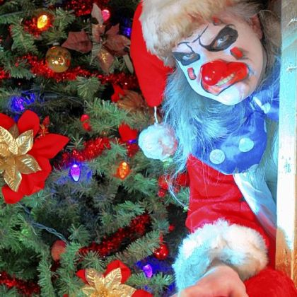 The ScareHouse presents Creepo&#039;s Christmas in 3-D.
