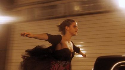 Emma Watson lives dangerously in &quot;The Perks of Being a Wallflower.&quot;