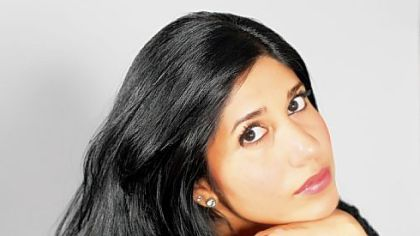 "Sarita Mandanna: An investment banker from India illuminates ""the unforgiving heart"