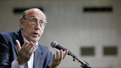 Kenneth Feinberg says he will never get used to stories of people's pain, despite years handling 9/11 claims and an Agent Orange lawsuit.