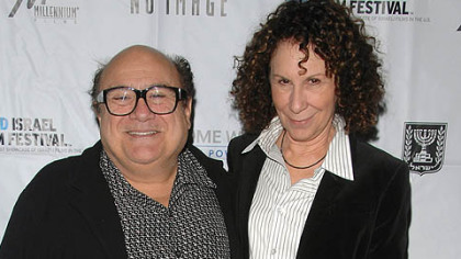 Danny Devito and Rhea Perlman, in a 2008 photo, were married in 1982.