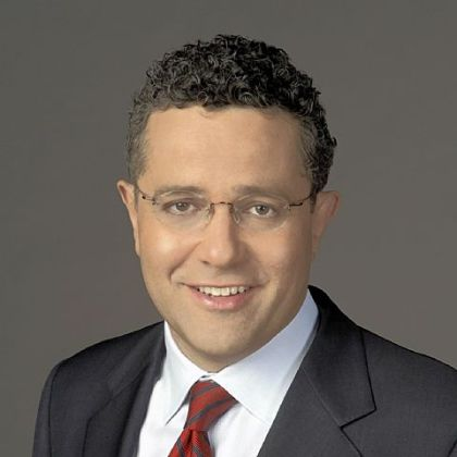 "Jeffrey Toobin -- ""The government can't really regulate campaigns."""