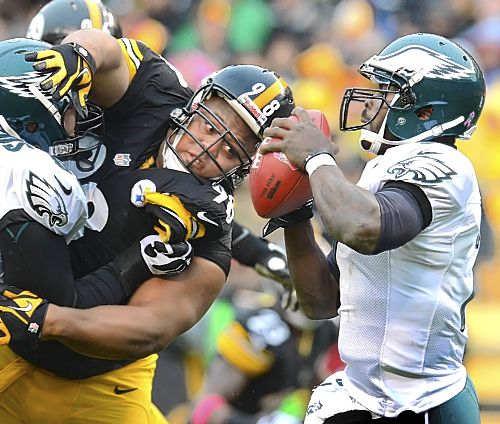 Report Card: Steelers earn a B against the Eagles