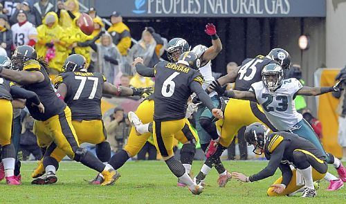 Steelers remember the comeback formula, outlast Eagles