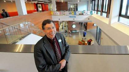 Chris Cole is director of the Robert M. Smith Student Center at Slippery Rock University.