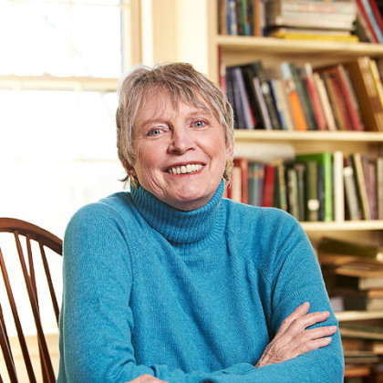 "Author Lois Lowry didn't intend for her book ""The Giver"" to be part of a series, but now the fourth book, ""Son,"" has been published."