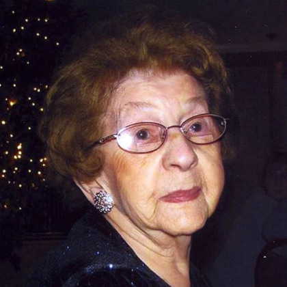 Marie Pieczynsky turns 100 today.