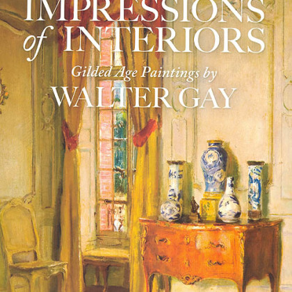 """Impressions of Interiors: Gilded Age Paintings by Walter Gay"" is the result of a four-year ""labor of love,"" says Frick director Bill Bodine."
