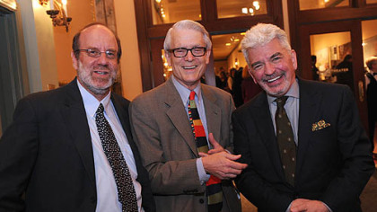 Gary Rotstein, Chris Rawson and Gregory Lehane