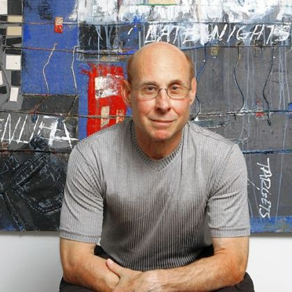 "Composer Robert S. Cohen -- ""My whole focus on art has always been to move people."""
