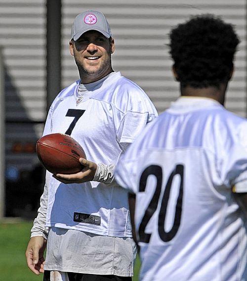 On the Steelers: Roethlisberger headed for most passing yards i…