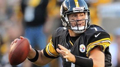 With 287 yards passing, Ben Roethlisberger would pass Terry Bradshaw for most yards in franchise history.
