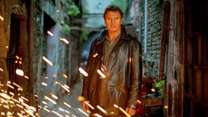 "Liam Neeson fights for his family in ""Taken 2."""