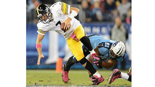 Report Card: Steelers lose to Titans