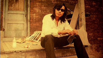 Rodriguez, and American singer-songwriter of the late 1960s and early &#039;70s, is the subject of the documentary &quot;Searching for Sugar Man.&quot;