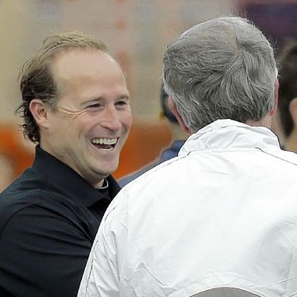 West Virginia coach Dana Holgorsen returns today to Texas Tech, where he was an assistant under Mike Leach.