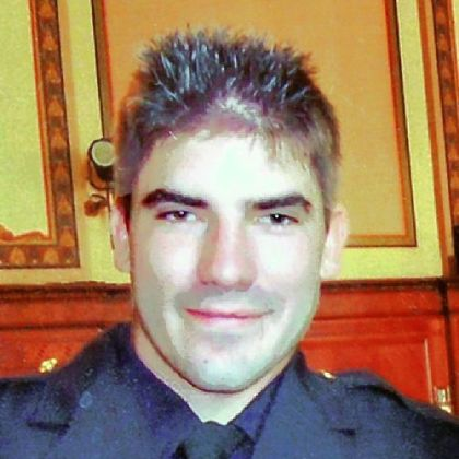 Pittsburgh police officer Andrew Baker
