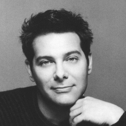 "Michael Feinstein, author of ""The Gershwins and Me."""