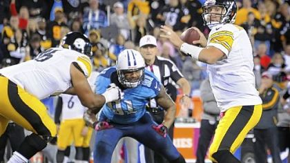 "Ben Roethlisberger said of the Steelers offense, ""We are not scoring enough points or making the play when we need to."""