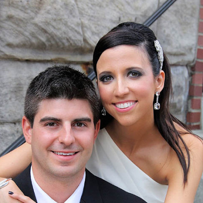 Matthew Barletta and Laura Paterra