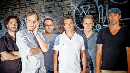 Umphrey&#039;s McGee performes at Stage AE Friday night.