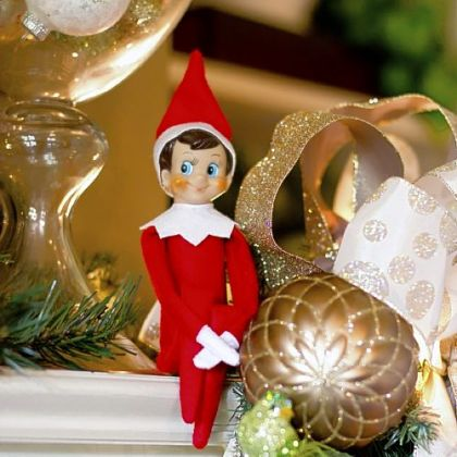 Elf on the Shelf is a hot item for the holiday season.