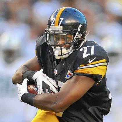 Jonathan Dwyer has rushed for 221 yards on 49 attempts (4.5 yards per carry) in three seasons with the Steelers.