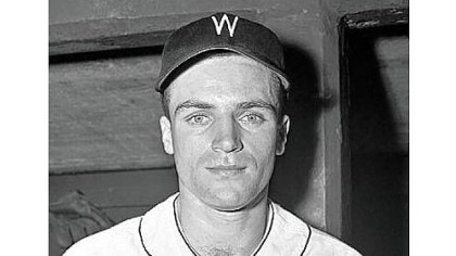 Eddie Yost in 1947
