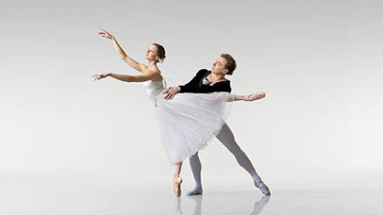 Pittsburgh Ballet Theatre principal dancers Alexandra Kochis and Christopher Budzynski will perform the roles of Giselle and Albrecht, respectively, in the company's upcoming production.