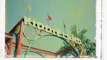 Entrance to Kiddieland at Kennywood Park.