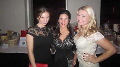 Dianna Sum, Marissa Mysliwiec and Ashlie Hardway
