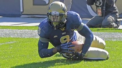 One of Todd Thomas' highlights at Pitt this season was recovering a blocked punt for a touchdown Oct. 13 against Louisville.