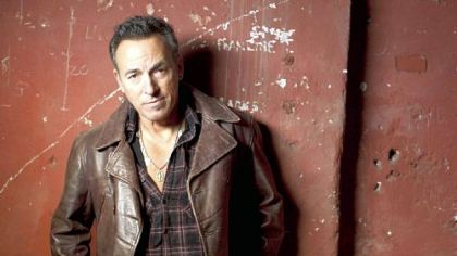 Bruce Springsteen.