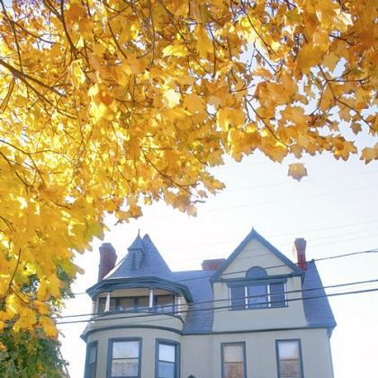 This five-bedroom Victorian in East Washington is on the market for $247,000.