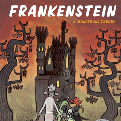 "Young readers can celebrate Halloween with ""Frankenstein,"" a spoof of the classic ""Madeline."""