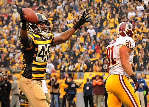 Steelers beat Redskins 27-12