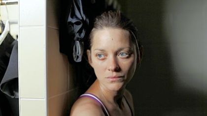 "Marion Cotillard in ""Rust and Bone."""