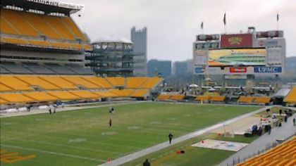 The city-Allegheny County Sports & Exhibition Authority board agreed Thursday to look at adding 3,000 seats around the main scoreboard in the south end zone at Heinz Field.