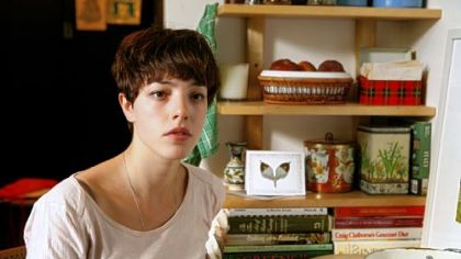 "After Olivia Thirlby turns up in ""Nobody Walks,"" everyone's life is changed."