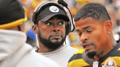 Mike Tomlin's next victory will be the 60th of his career. He is 59-28.