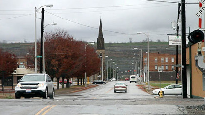 Steubenville, Ohio, is representative of many American cities: it has seen some tough economic times, yet the place softly thrums with a sort of power.