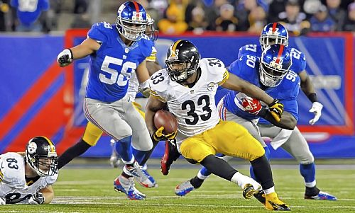Steelers rally past Giants, 24-20
