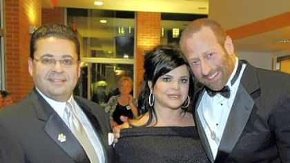 John Weinstein, Shelly Zeher and David Allinder.