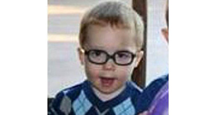 Relatives identified the child who was killed Sunday as Maddox Derkosh, 2, of Whitehall.