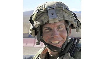 Staff Sgt. Robert Bales in 2011