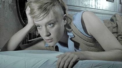 "Chloe Sevigny as Shelley in ""American Horror Story."""