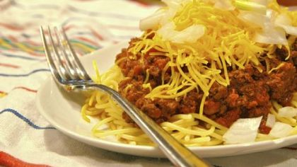 Cincinnati Chili, Four-Way