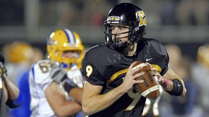Thomas Jefferson&#039;s Joe Carroll has thrown for 1,850 yards and 34 touchdowns this season.