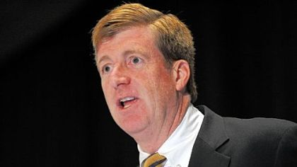 Patrick Kennedy, a former congressman and son of the late U.S. Sen. Ted Kennedy, was the keynote speaker at the annual meeting of the American Psychiatric Nurses  Association at the David L. Lawrence Convention Center.